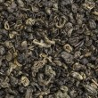 Gunpowder green tea — Stock Photo