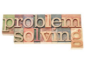 Problem solving — Stock Photo
