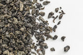 Gunpowdert green tea — Stock Photo