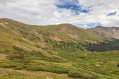 Rotsachtige berg alpengebied — Stockfoto