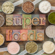 Superfoods — Stock Photo