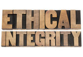 Ethical integrity — Stock Photo