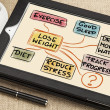 Lose weight concept — Stock Photo #21601877
