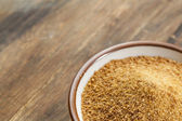 Coconut palm sugar — Stock Photo