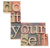 Do it yourself — Foto de Stock