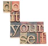 Hágalo usted mismo — Foto de Stock