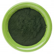 Hawaiian spirulina powder — 图库照片