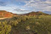 Rancho de montaña — Foto de Stock
