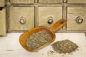 Chá de hortelã-pimenta — Foto Stock