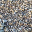 River pebbles background — ストック写真