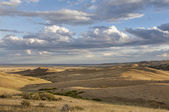 Rolling prairie in Colorado — Stock Photo