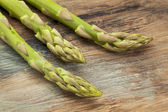 Asparagus spears — Stock Photo