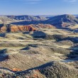 Colorado rugged terrain — Stock Photo
