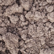 Clay garden soil — Stock Photo