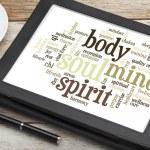 Mind, body, spirit and soul — Stock Photo #36314493