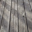 Old weathered wood deck — Stock Photo #37391949
