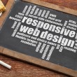 Stock Photo: Responsive web design