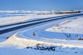 Winter travel in Colorado — Stock Photo