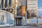Old grain elevator  — Stock Photo