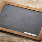 Blank vintage slate blackboard — Stock Photo #47723089