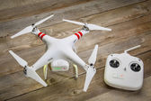 DJI Phantom quadcopter drone — Stock Photo