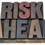 Risk ahead in woo dtype — Stock Photo #50220549
