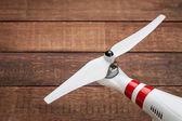 Drone propeller — Stock Photo