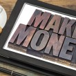 Make money online concept — Stock Photo #50900857