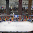 Ice arena - Stock Photo