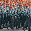 Stock Photo: Ministry of Emergency Situations army