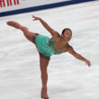 Cheltzie Lee, Australian figure skater — Stock Photo