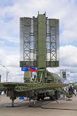 Radar station — Stock Photo