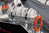 Lifeboat (shipboard) — 图库照片