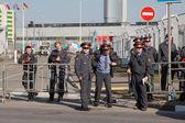 Russian Police — Stock Photo