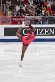 Mae Berenice MEITE, French figure skater — Stock Photo