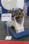 двигателя вертолет — Стоковое фото