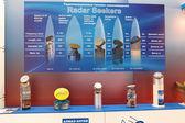 Radar seekers — Stock Photo