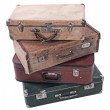 suitcases — Stock Photo #18452761