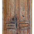 Very old door — Stock Photo #18452827