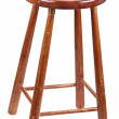 Old stool - Stock Photo