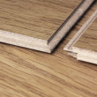 Laminate flooring — Stock Photo #18453799
