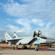 Stock Photo: MikoyMiG-31 (NATO reporting name: Foxhound)