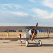 Nieuport-17 - Stock Photo