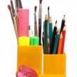 Pencil-box — Stock Photo