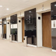 Elevators hall — Stock Photo #18457049