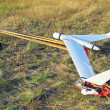 unmanned aerial vehicle — Stock Photo