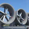 Stock Photo: Propellers