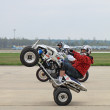 Stock Photo: Stuntriding