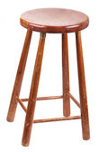 Old stool — Stock Photo