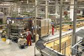Conveyor — Foto de Stock